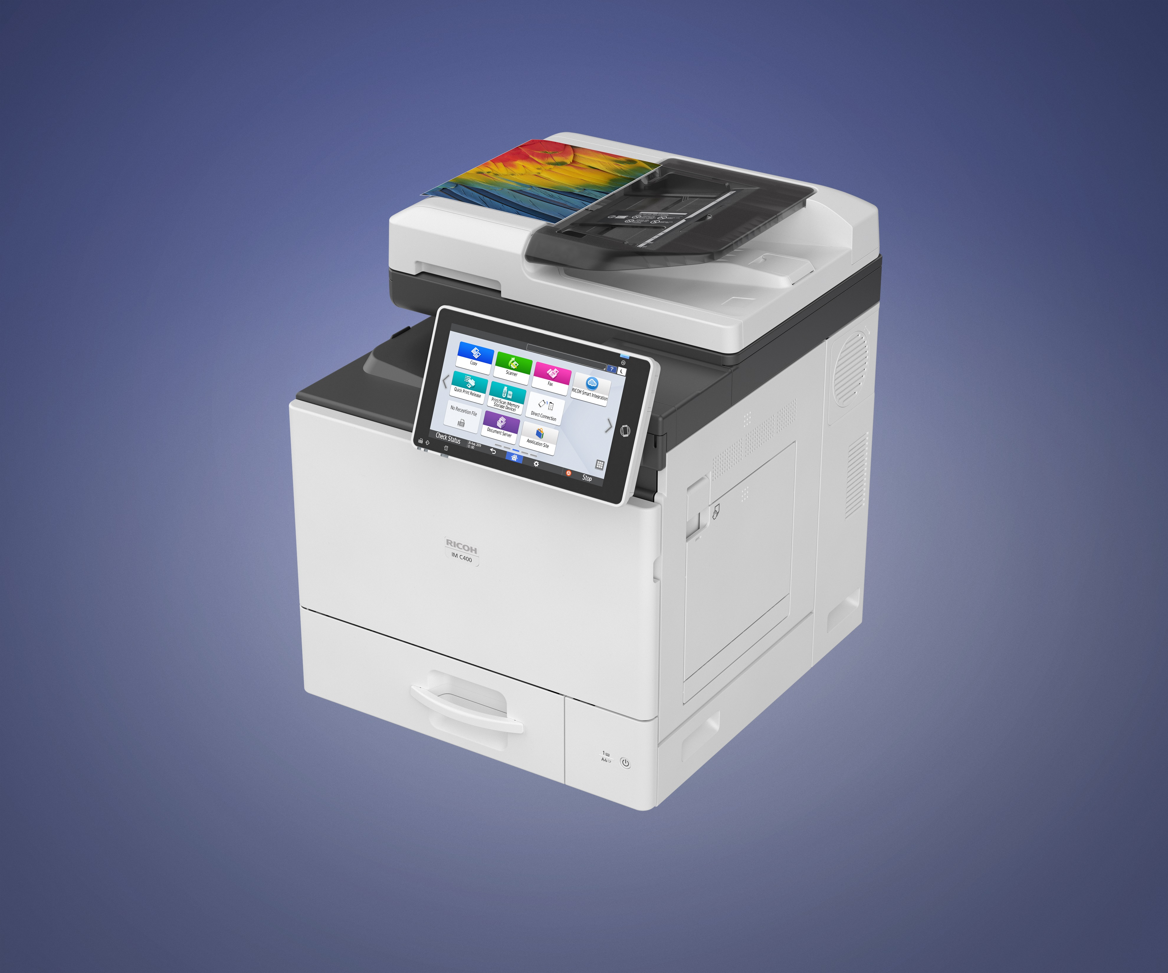 Ricoh launches A4 colour Intelligent Devices to support changing needs of the digital workplace