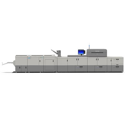 Ricoh's latest production cut sheet presses, the Pro TMC9200 Series